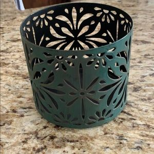 Bath and body works 3- wick candle holder